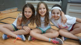 In the City Camp Ignites a Jewish Spark